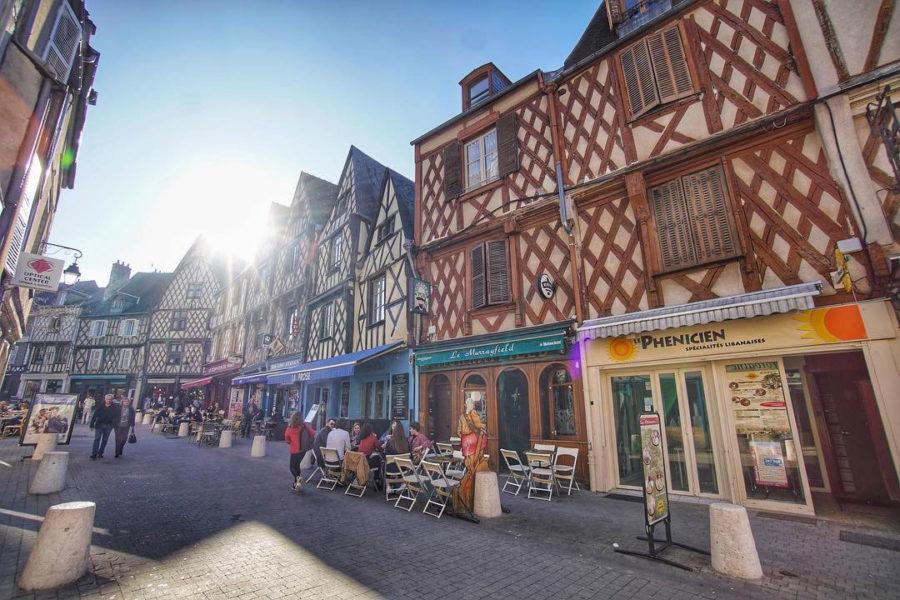 10 terrasses où boire un verre à Bourges