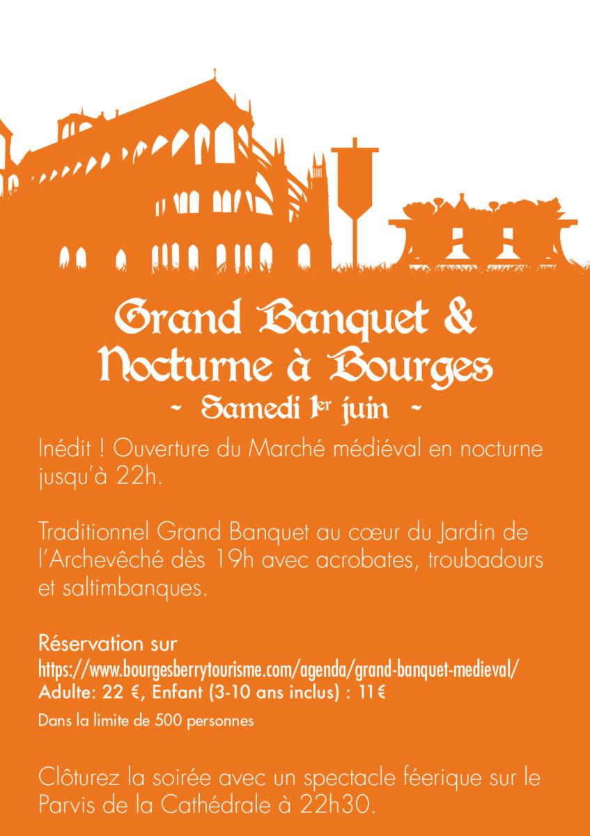 Banquet bourges