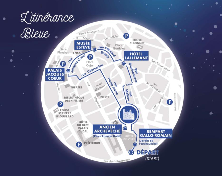 plan Nuits Lumière 2019