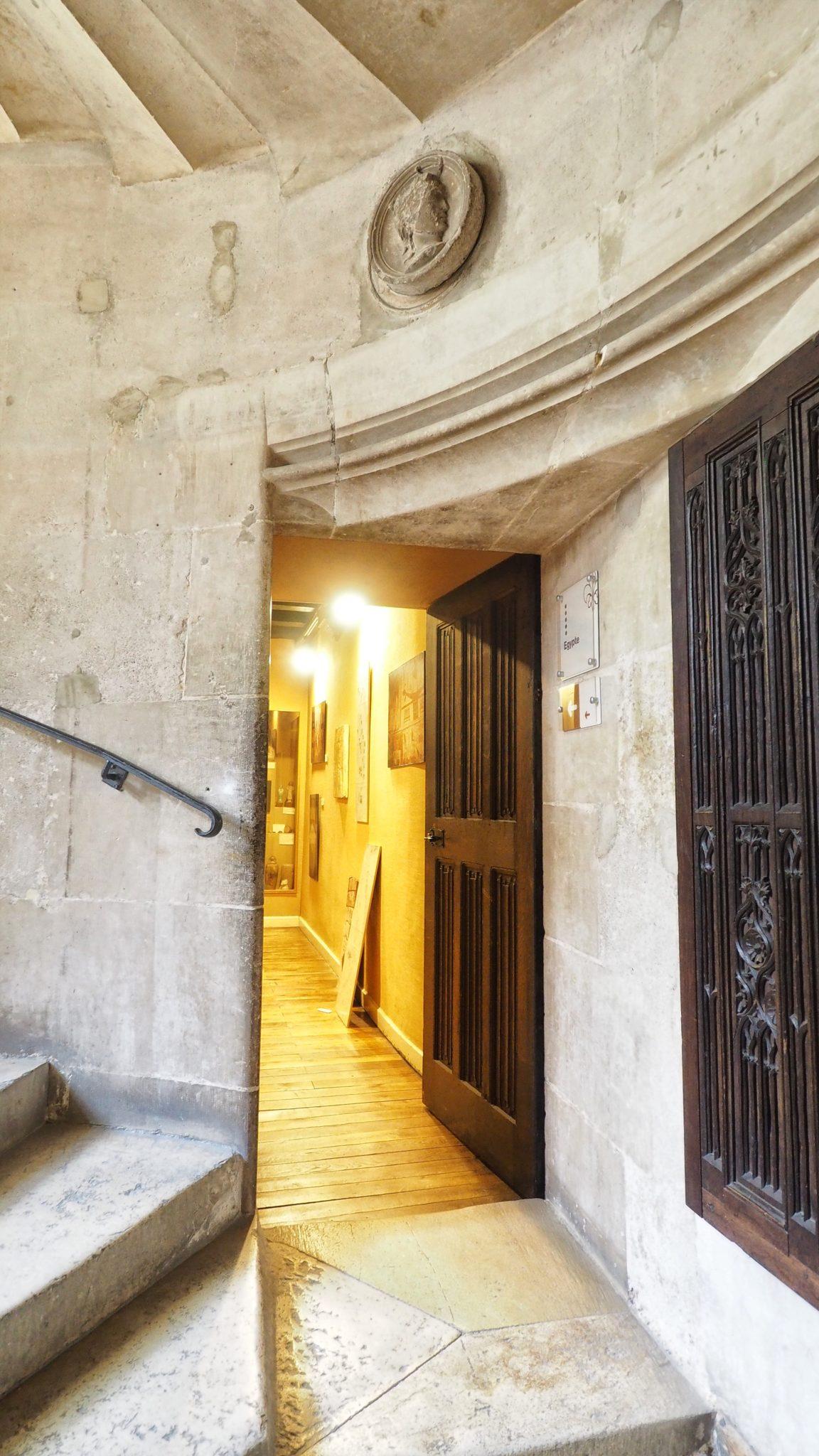 Porte du Musée du Berry