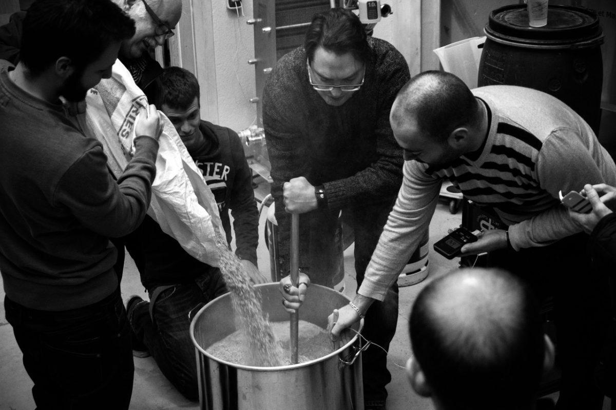 atelier de brassage