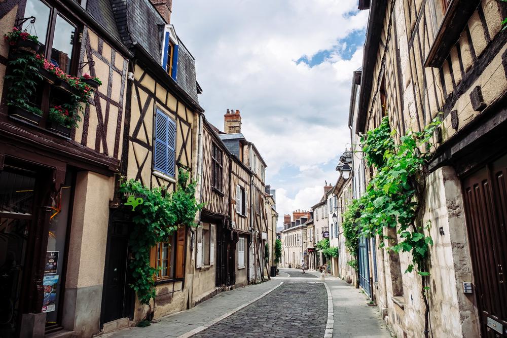 Rue Bourbonnoux