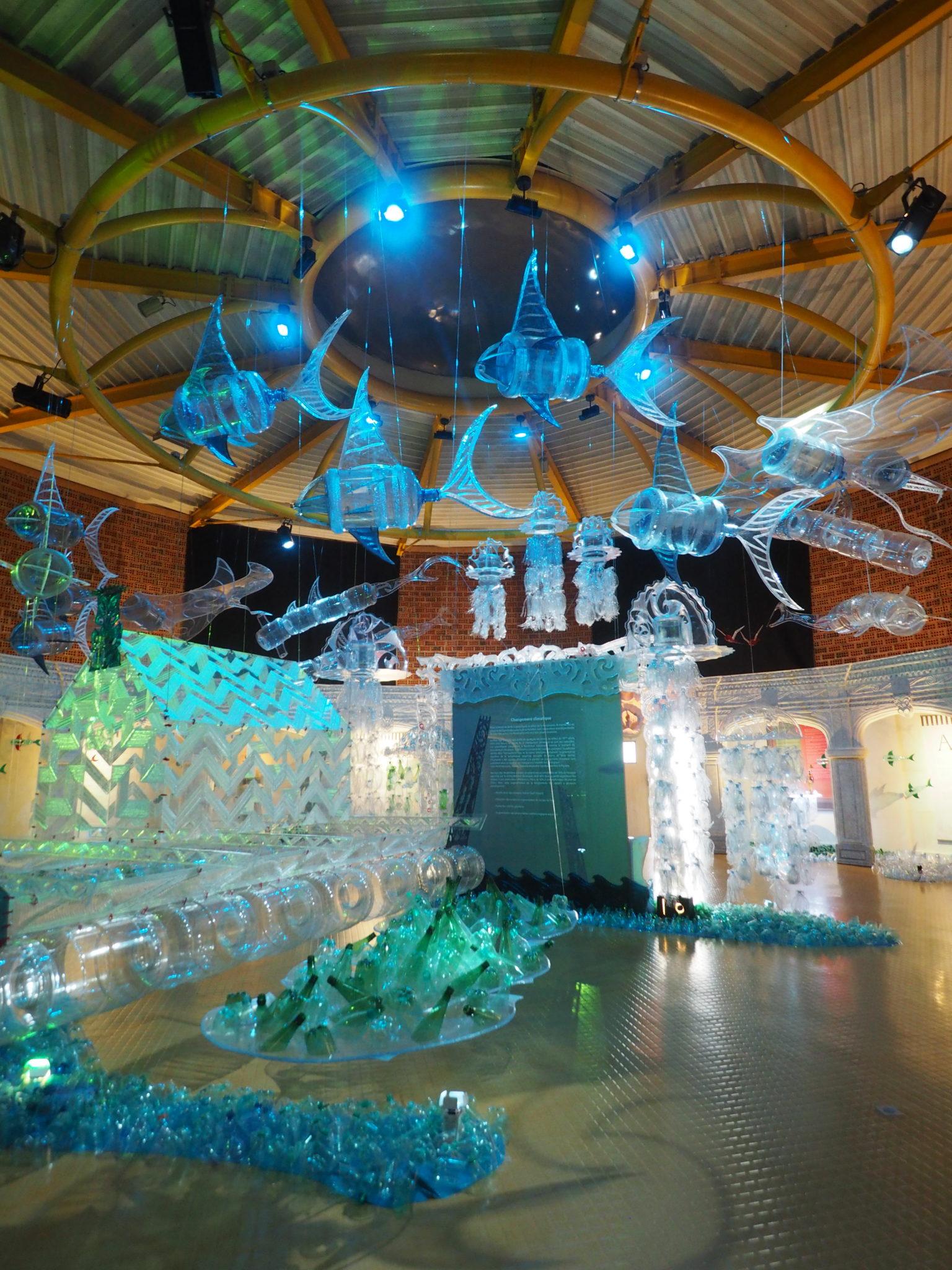 «Bouteilles à la mer » au Muséum d'Histoire Naturelle