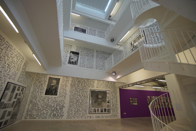 Galerie D Art Bourges transpalette - centre d'art contemporain à bourges - bourges