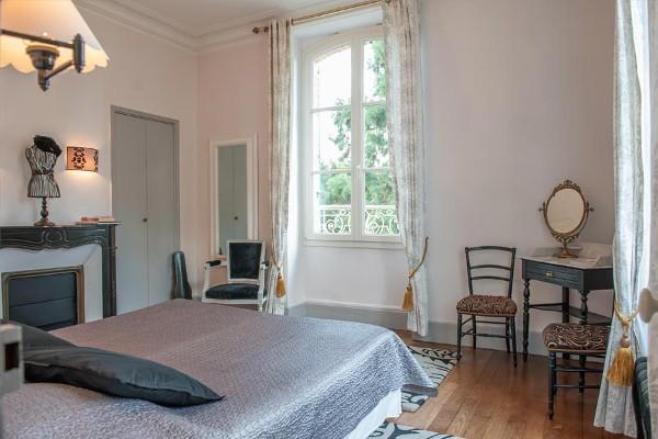 Chambre «Coco Chanel «2 à l'Oustal