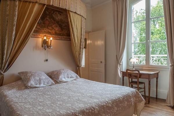 Chambre «Colette» à l'Oustal