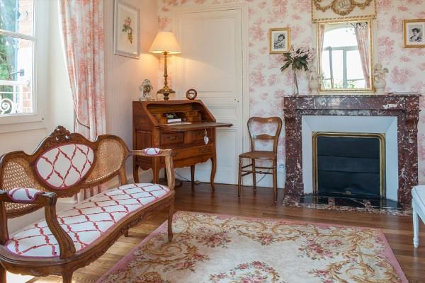 Chambre «Liane de Pougy» 2 à l'Oustal
