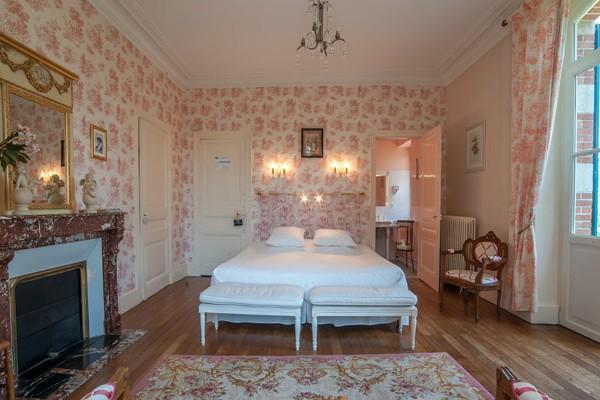 Chambre «Liane de Pougy» à l'Oustal