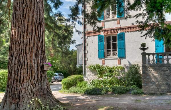 L' Maison d'Hôtes L'Oustal  vue extérieure
