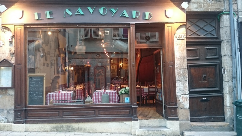 Le Savoyard facade