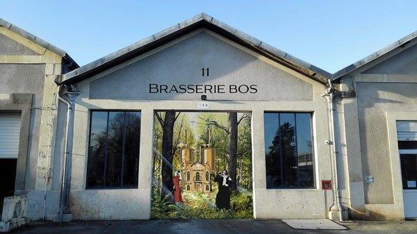 Jacques a dit, tous à la Brasserie Bos !